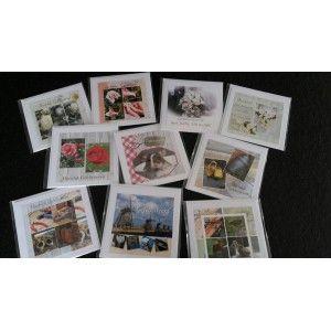 10 Fotokaarten Gefeliciteerd