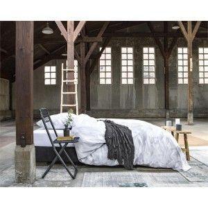Dekbedovertrek Dreamhouse Iron Free White
