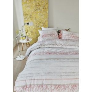Sale*Dekbedovertrek Beddinghouse Field Path Soft Pink