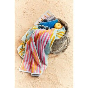 Sale* Strandlaken Kaat Amsterdam Sunlight Beach Towel Multi