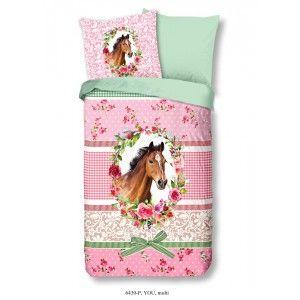 Dekbedovertrek Goodmorning Kids Paard