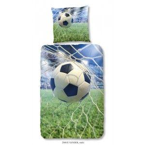 Dekbedovertrek Goodmorning Voetbal