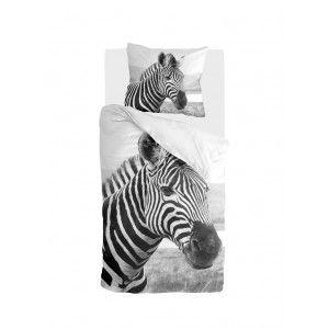 Dekbedovertrek Byrklund Beastly Zebra