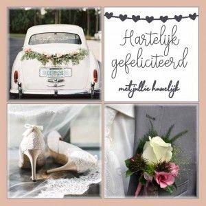 Fotokaart Huwelijk