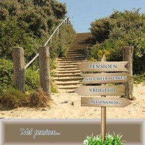 Fotokaart Pensioen