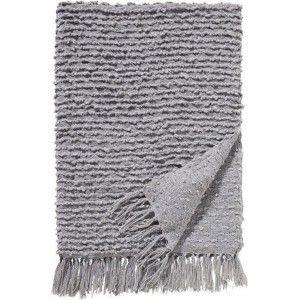 Plaid Damai luxor grey 130x170cm