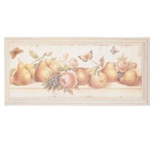 Schilderij fruit  55x26 cm  50% KORTING