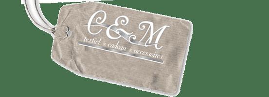 C & M Textiel cadeu accesoires